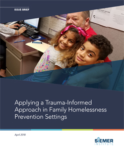 Siemer Institute - Applying Trauma-Informed Care